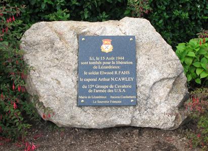 stèle de Kermarquer